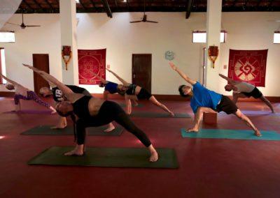 Yoga shala PV